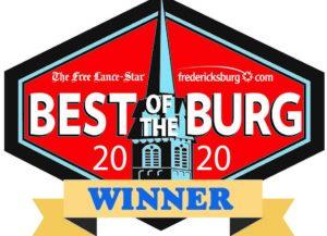 Best of the Burg 2020 Winner