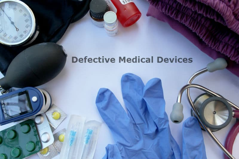 Many – But Not All –Defective Medical Devices Are Recalled