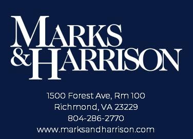 Marks & Harrison - Personal Injury Attorney - Richmond VA Logo